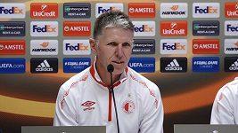 Proti Villarealu doufá Slavia v bodový zisk