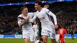 Fotbalisté Tottenhamu si poradili v Lize mistrů se slavným Realem Madrid