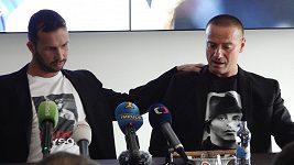 Radek Štěpánek se rozchází s Markem Všetíčkem