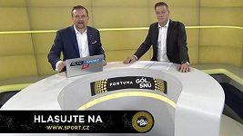 Nominace Fortuna Gól snů na nejlepší gól října