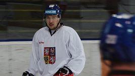 Jan Kovář má před sebou stý zápas za hokejovou reprezentaci