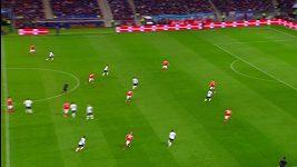 Argentina porazila v přípravě Rusko