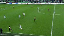 Vlastní gól v nizozemské lize