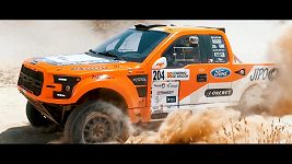 Martin Prokop nechce na Dakaru znovu bloudit