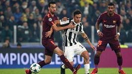 Sestřih Juventus - Barcelona