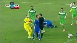 Neproměněná penaltu v Gruzii