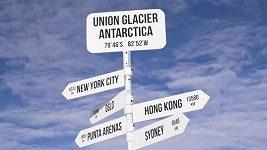 Antarktický maratón
