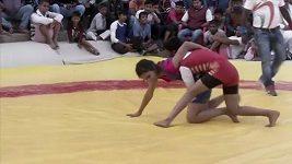 Indické zápasnice