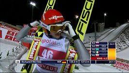 Závod skokanů v Rusku vyhrál Freitag