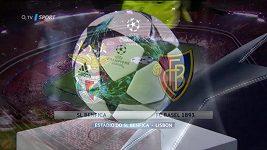 Liga mistrů, Benfica - Basilej