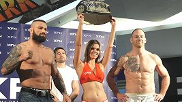 Všichni do půl těla aneb bojovníci MMA před galavečerem XFN 6
