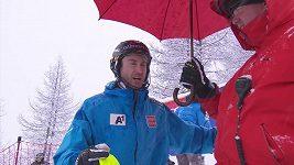 Marcel Hirscher vyhrál slalom ve Val d'Isere