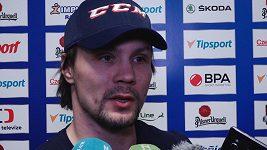 Ondřej Němec se po dvou letech vrací do hokejové reprezentace
