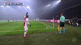 Sestřih utkání Ajax - Eindhoven