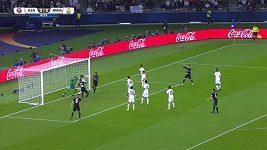 Semifinále MS klubů Al Džazíra - Real Madrid (1:2)