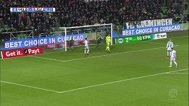 Sestřih zápasu Groningen - PSV