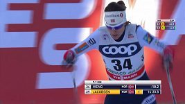 SP Toblach - Švédka Charlotte Kallaová vyhrála na 10 km