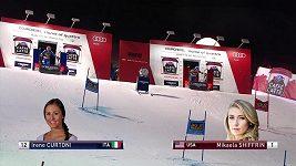 Mikaela Shiffrinová vyhrála v Courchevelu také paralelní slalom