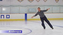 Vítěz Stanley Cupu zkouší krasobruslení