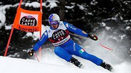 Dominik Paris vyhrál sjezd SP v Bormiu