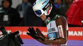 Polák Kamil Stoch vyhrál úvodní zápas Turné