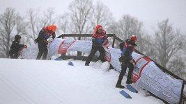 Čtvrtou etapu Tour de Ski odvála bouře
