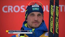 Patnáctku ve Val di Fiemme vyhrál Poltoranin