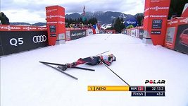 Wengová obhájila trofej na Tour de Ski