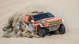 Sestřih 3. etapy Rallye Dakar