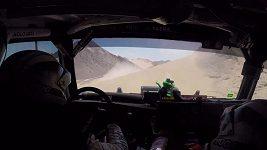 Martin Kolomý o 3. etapě Dakaru
