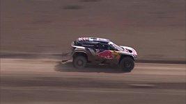 Sestřih 6. etapy Rallye Dakar