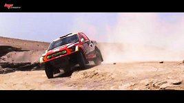 Z písku do sněhu a bláta. Martin Prokop o 6. etapě Dakaru