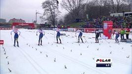 Sprinty v Drážďanech ovládli Pellegrino a Falková