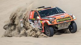 Sestřih 7. etapy Rallye Dakar