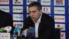 Trenér Jandač odtajnil nominaci na olympiádu