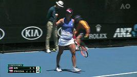 Na Australian Open slaví postup Strýcová i Veselý