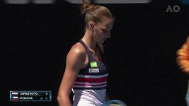 Na Australian Open postupují Karolína Plíšková, Lucie Šafářová i Markéta Vondroušová
