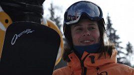 Na obhajobu olympijského zlata se Eva Samková připravuje mezi dětmi