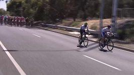 Sestřih 3. etapy závodu Tour Down Under