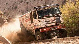 Sestřih 12. etapy Rallye Dakar