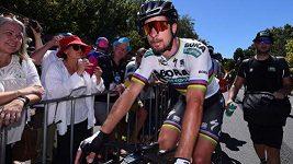 Sestřih 4. etapy cyklistického závodu Tour Down Under
