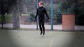 Švihadlo - užitečná pomůcka trénujícího běžce