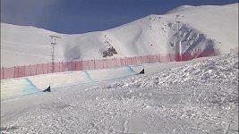 Eva Samková vyhrála závod Světového poháru ve snowboardcrossu v Erzurumu