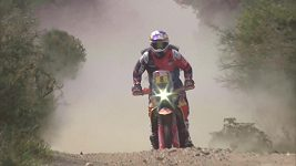 Poslední etapa Rallye Dakar 2018