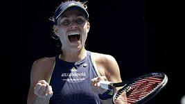 Angelique Kerberová je ve čtvrtfinále Australian Open