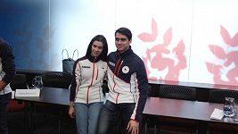 Krasobruslařská sportovní dvojice málem přišla o olympiádu