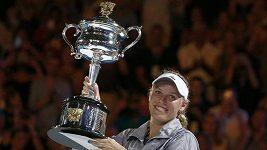 Sestřih finále ženské dvouhry na Australian Open