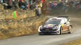 Rallye Monte Carlo - 3. etapa