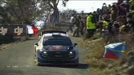 Ogier triumfoval na Rallye Monte Carlo popáté v řadě