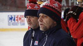 Hokejová reprezentace začala s přípravou na olympijský turnaj